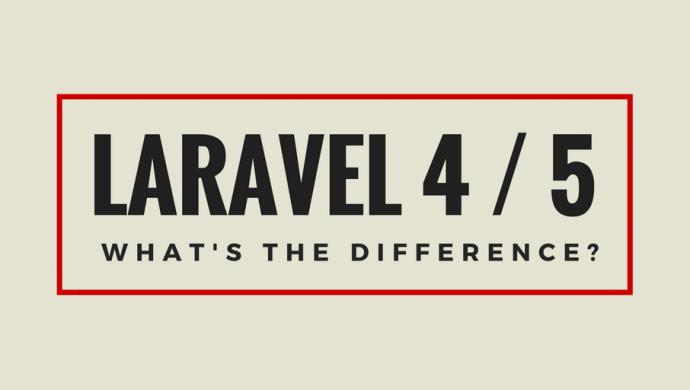 laravel-4-5