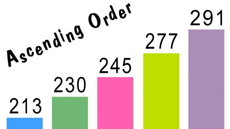 asc-order