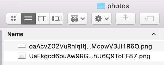 laravel multiple file upload store