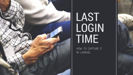 last login time