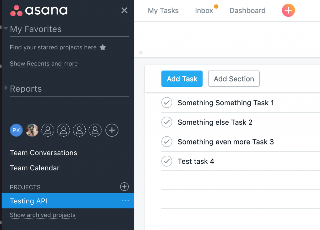 Using Asana Api In Laravel Php Laravel Daily