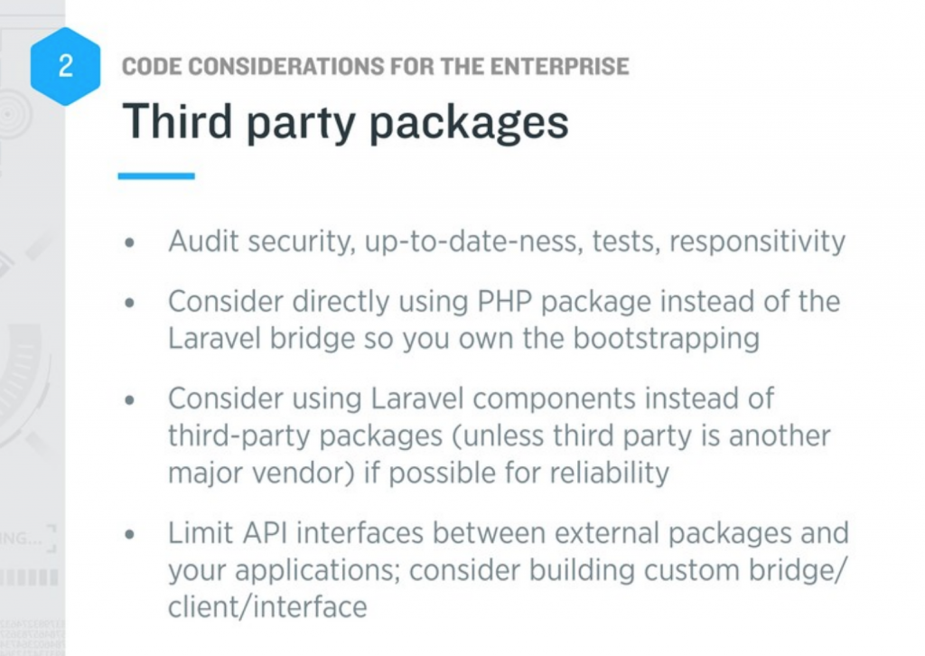 laravel third party packages
