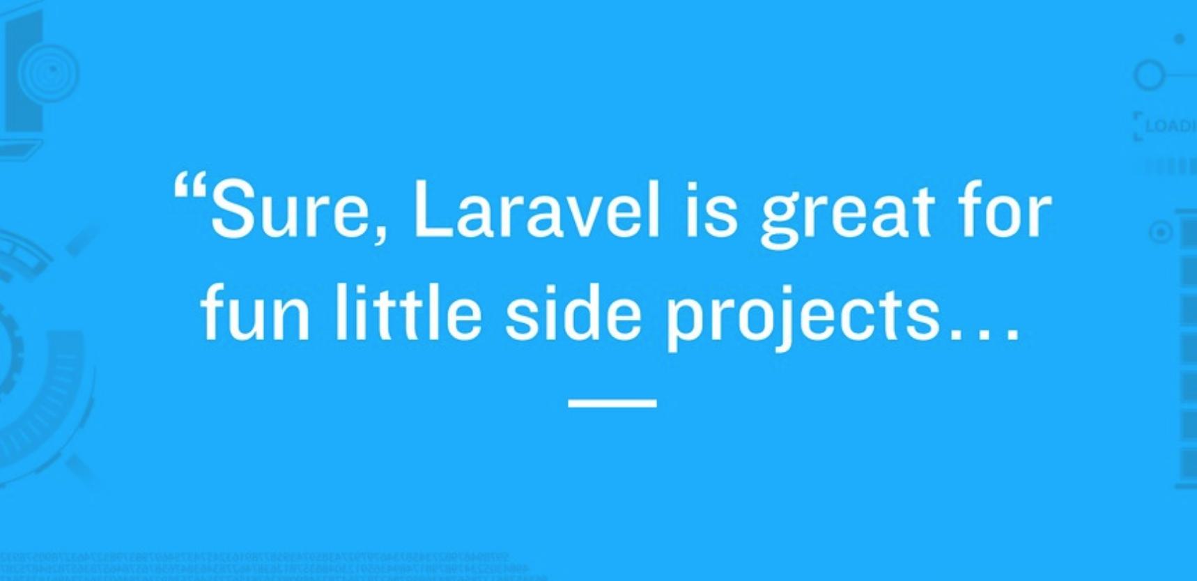 laravel enterprise