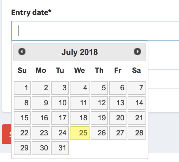 How to Change Date Format in Laravel and jQuery UI