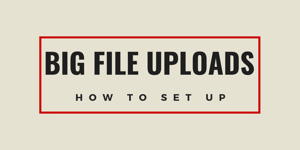 Validate Max File Size in Laravel, PHP and Web-Server